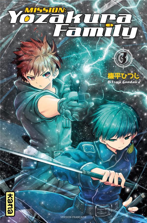 mission : yozakura family t.3