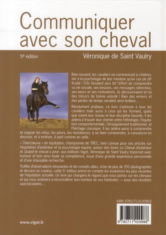 Communiquer avec son cheval (5e édition)