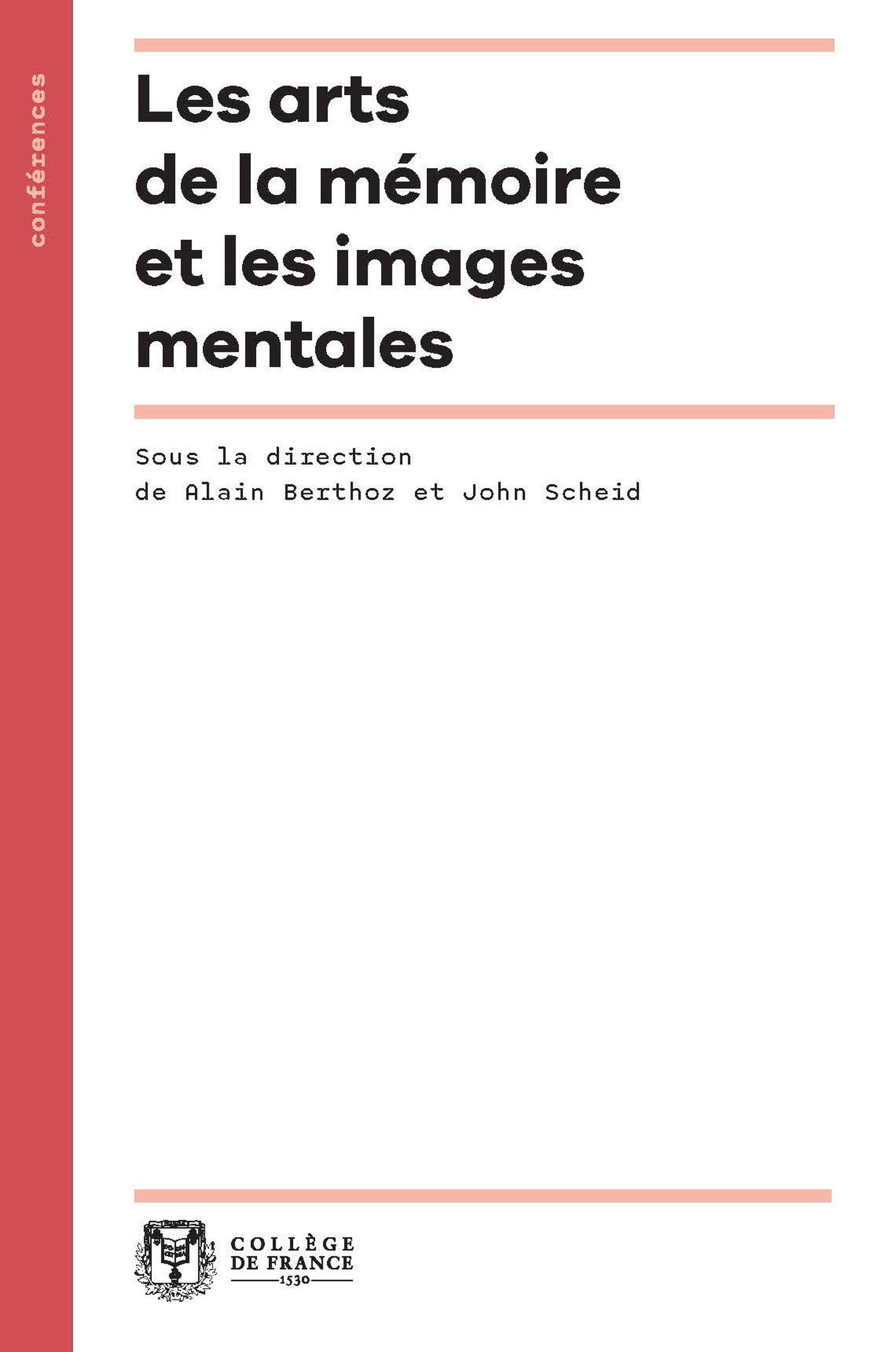 Les arts de la memoire et les images mentales