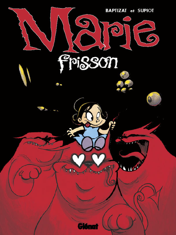 Marie Frisson T.5 ; En Rouge Et Noir