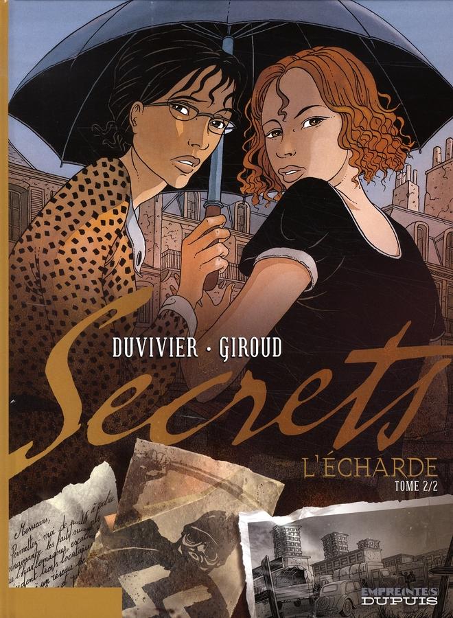 SECRETS/L-ECHARDE T2 SECRETS,L