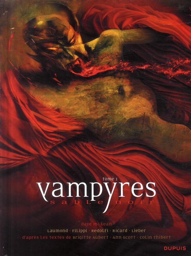 Vampyres t.1 ; sable noir