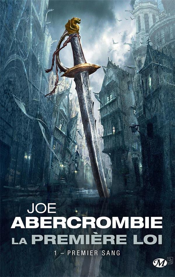 LA PREMIERE LOI T.1  -  PREMIER SANG ABERCROMBIE, JOE