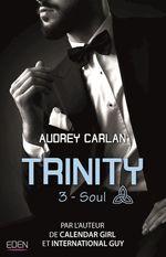 Vente Livre Numérique : Trinity T3  - Audrey Carlan