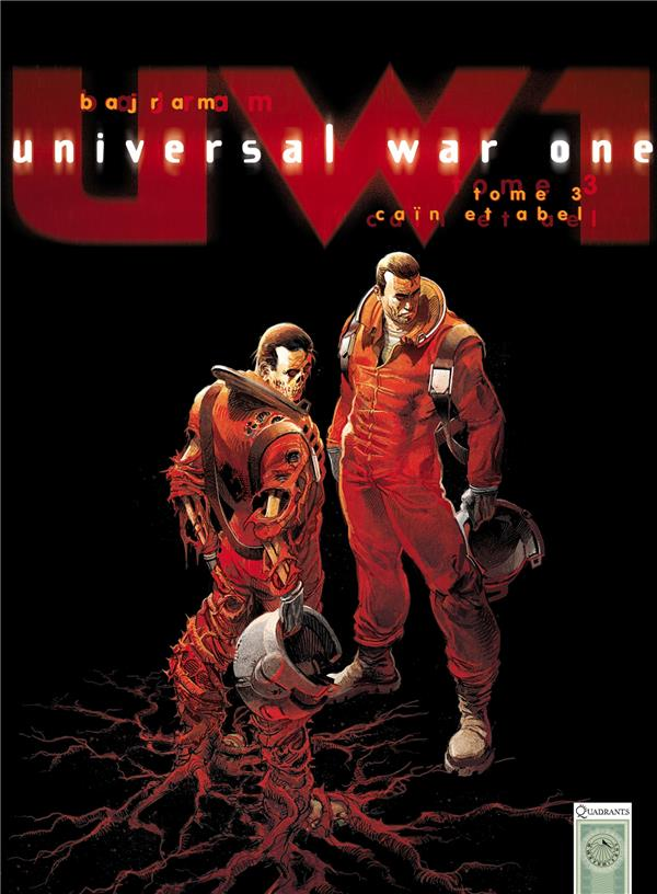 UNIVERSAL WAR ONE T03 - CAIN ET ABEL BAJRAM-D