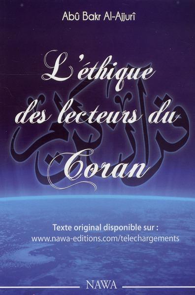 L'éthique des lecteurs du Coran