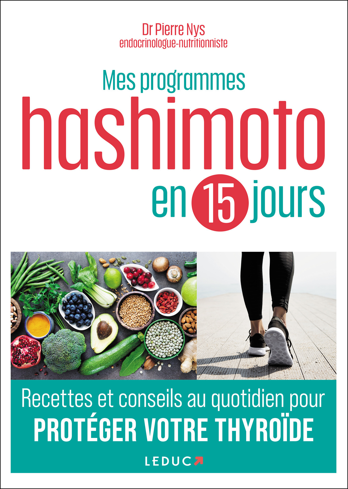 Mes programmes hashimoto en 15 jours