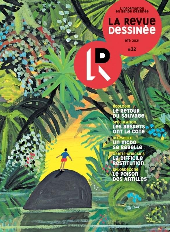 La revue dessinee n.32