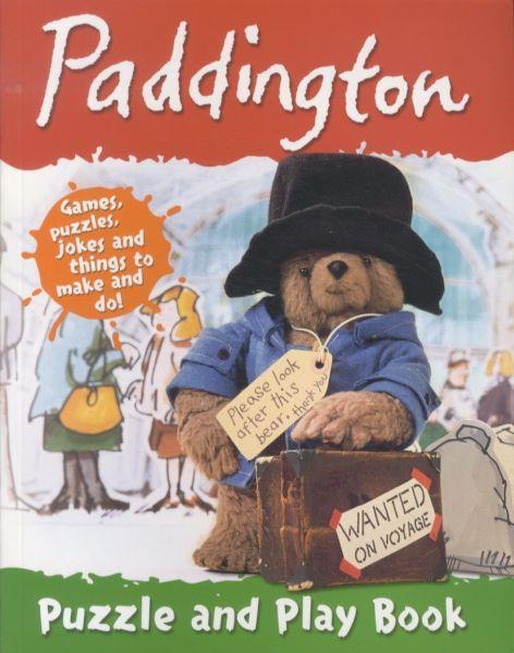 Paddington Puzzle and Play Book