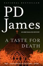 Vente Livre Numérique : A Taste for Death  - P. D. James