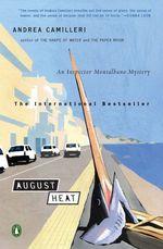 Vente Livre Numérique : August Heat  - Andrea Camilleri