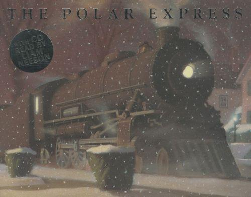 the polar express - with cd read by liam neeson