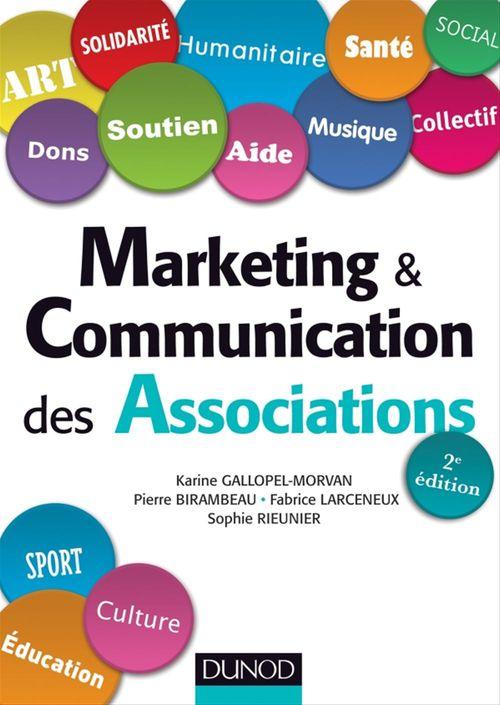 Marketing et communication des associations (2e édition)