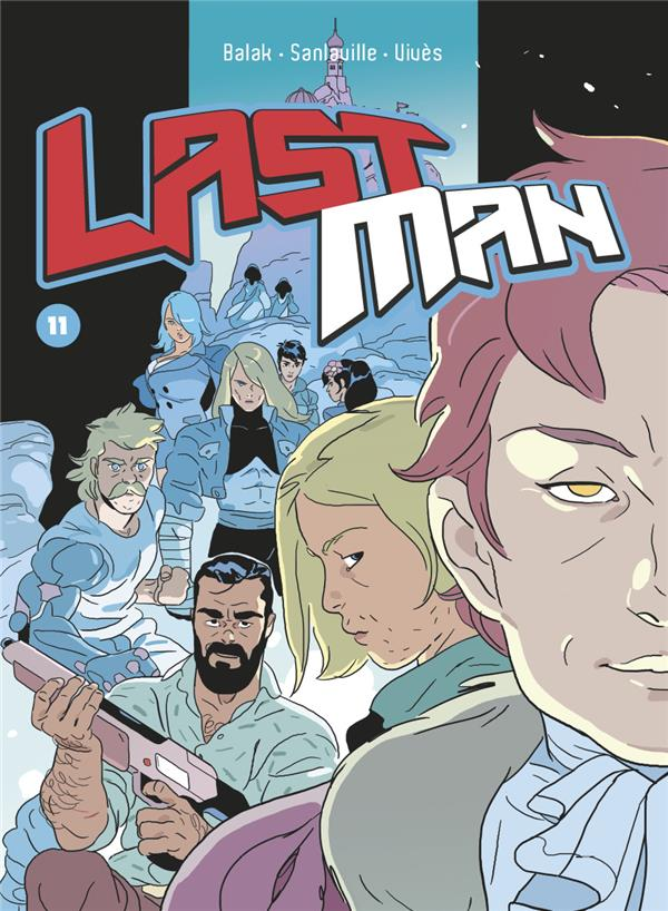 Lastman T.11