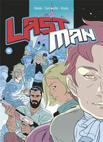 Couverture de Lastman - T11 - Lastman