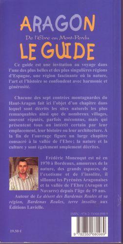 Aragon ; de l'Ebre au Mont-Perdu ; le guide