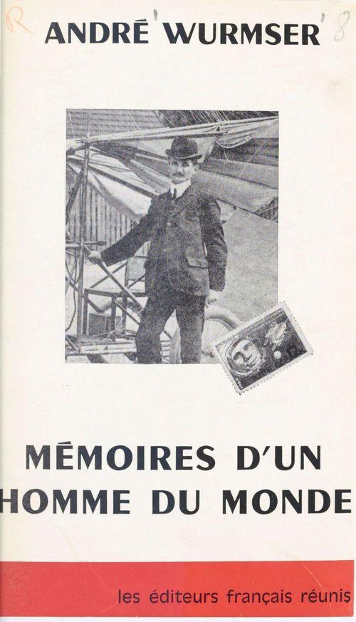 Mémoires d'un homme du monde