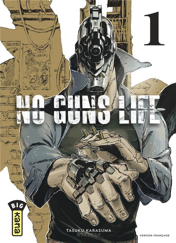 No Guns Life T.1