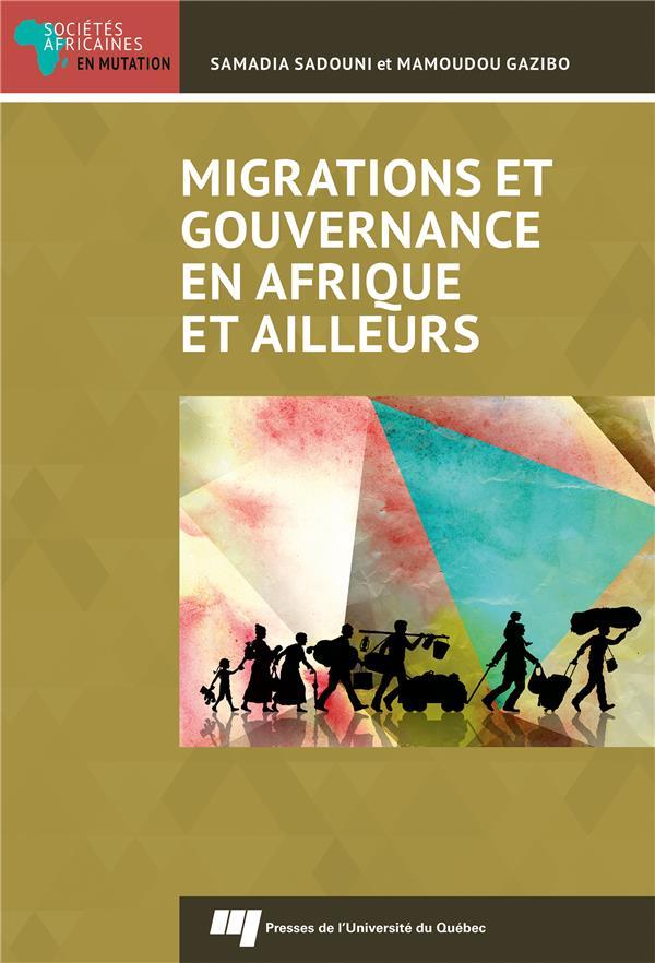 Migrations et gouvernance en Afrique et ailleurs