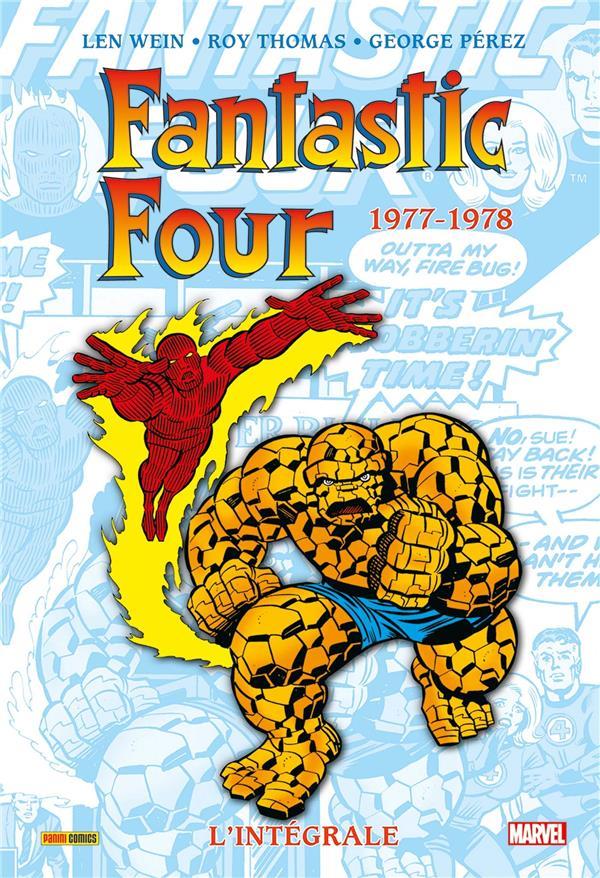 Fantastic Four ; INTEGRALE VOL.16 ; 1977-1978