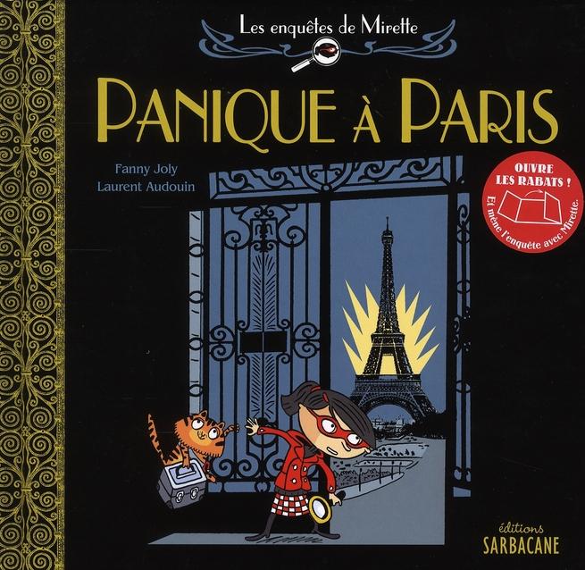 Panique à Paris