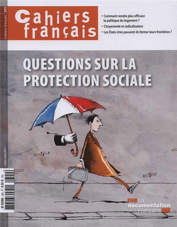 Questions sur la protection sociale