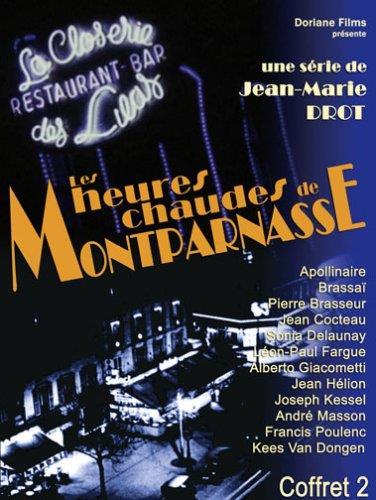 Les Heures chaudes de Montparnasse - Coffret 2
