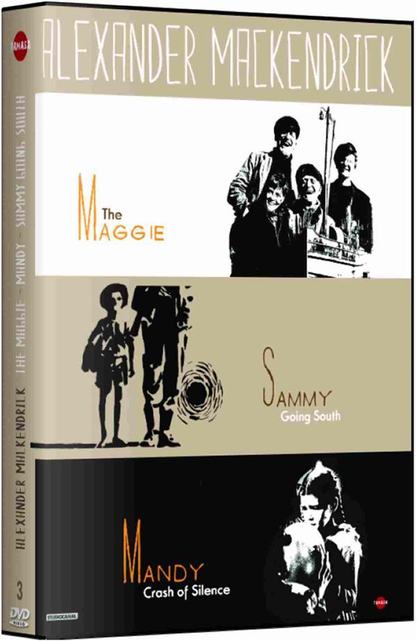 Alexander Mackendrick : The Maggie + Sammy Going South + Mandy, Crash of Silence
