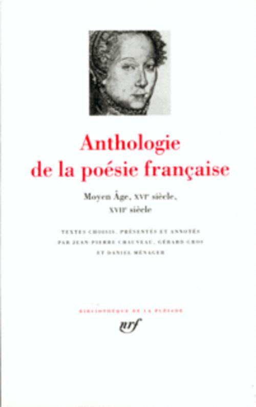 COLLECTIF - ANTHOLOGIE DE LA POESIE FRANCAISE - VOL02 - DU XVIII  AU XX  SIECLE