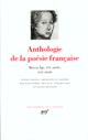 ANTHOLOGIE DE LA POESIE FRANCAISE - VOL02 - DU XVIII  AU XX  SIECLE