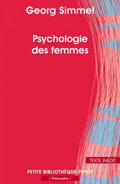 Psychologie des femmes