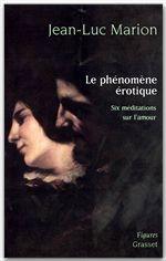 Le phenomene erotique