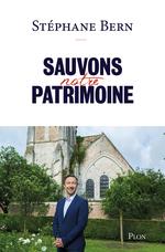 Vente Livre Numérique : Sauvons notre patrimoine  - Stéphane Bern