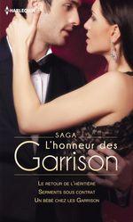 Vente EBooks : Saga L'honneur des Garrison  - Catherine Mann - Emilie Rose - Brenda Jackson
