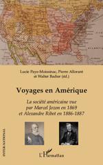 Vente Livre Numérique : Voyages en Amérique  - Pierre Allorant - Walter Badier - Lucie Paye-Moissinac