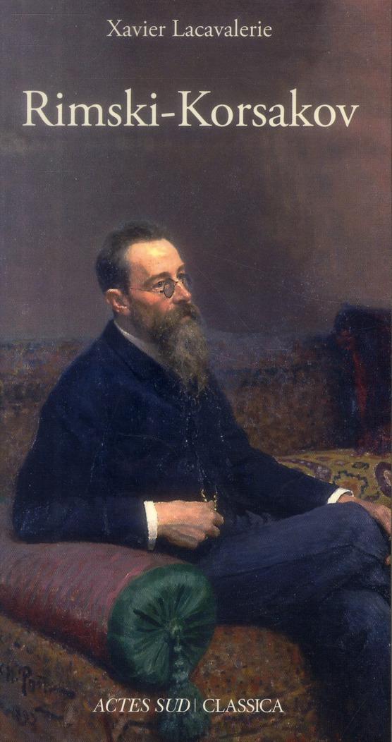 RIMSKI-KORSAKOV XAVIER LACAVAL
