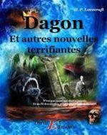 Vente EBooks : DAGON et autres nouvelles terrifiantes  - Howard Phillips LOVECRAFT