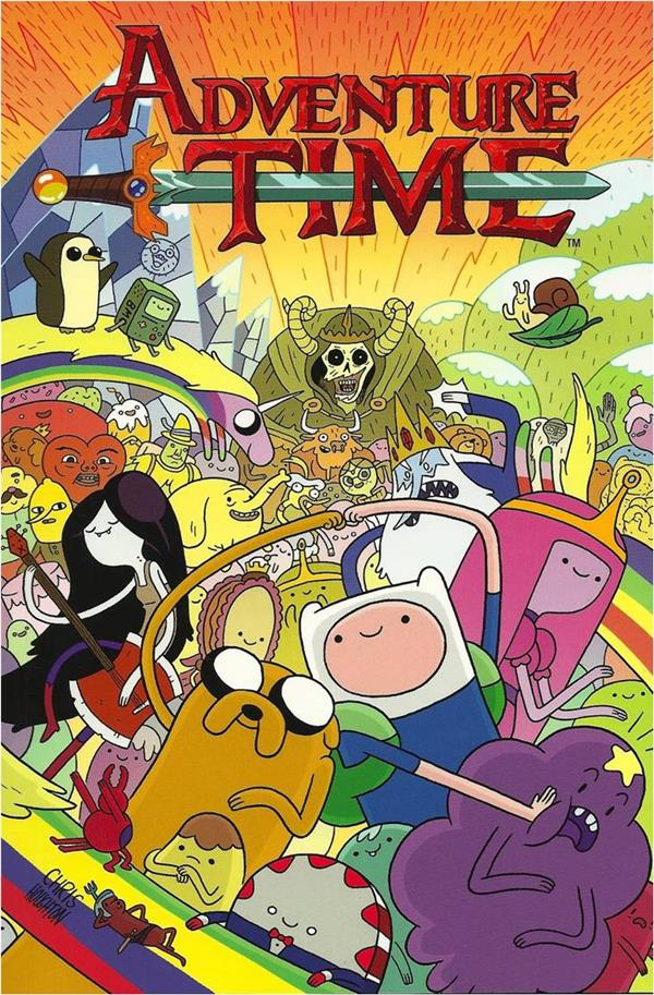 Adventure Time T.1