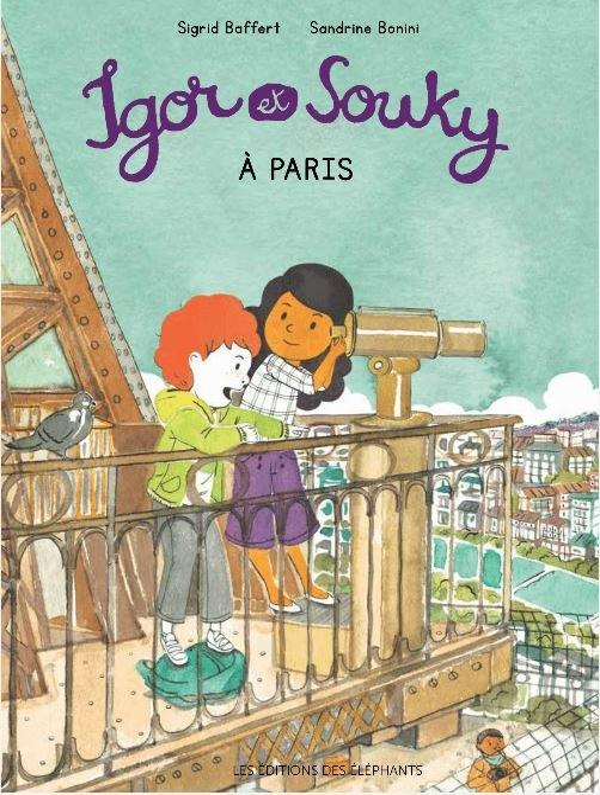 Igor et Souky à Paris