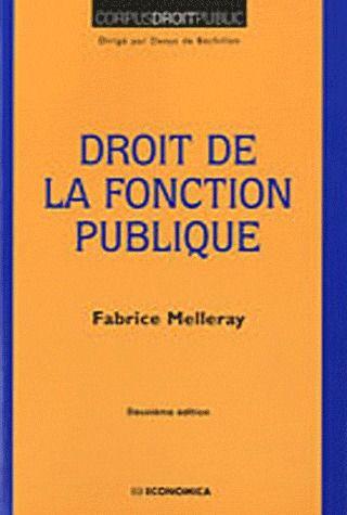 Droit de la fonction publique (2e édition)