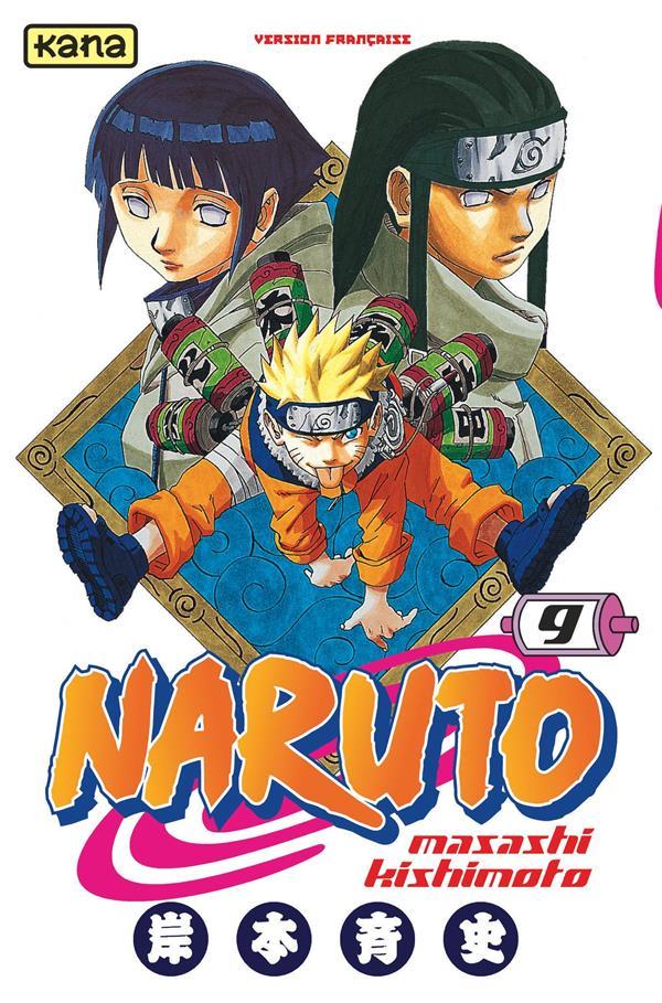 Naruto T.9