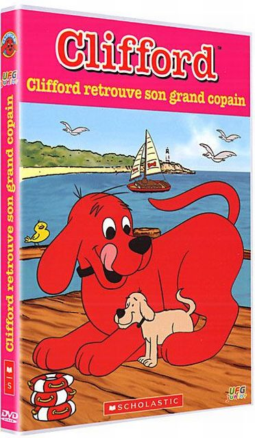 Clifford : Clifford retrouve son grand copain