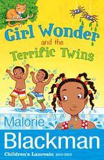 Vente EBooks : Girl Wonder and the Terrific Twins  - Malorie Blackman