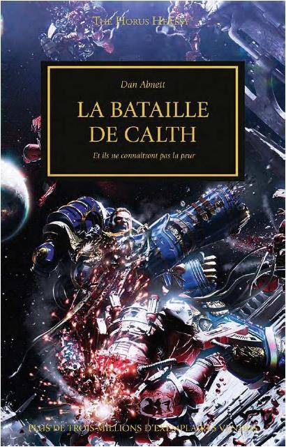 La bataille de Calth ; et ils ne connaîtront pas la peur