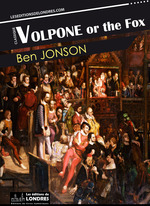 Vente EBooks : Volpone or the Fox  - Ben Jonson