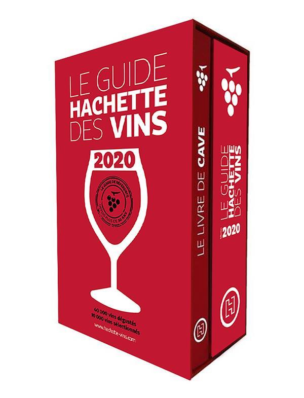 Le guide Hachette des Vins 2020 ; le livre de cave