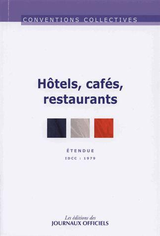 Hotels, Cafes, Restaurants (9e Edition)