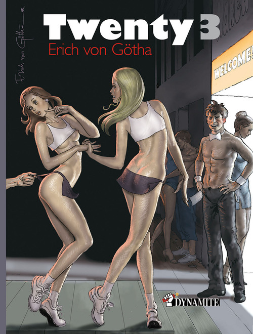Twenty t.3  - Erich Von Gotha