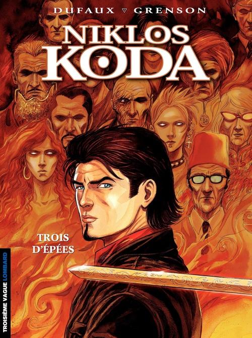 Niklos Koda T.10 ; trois d'épées