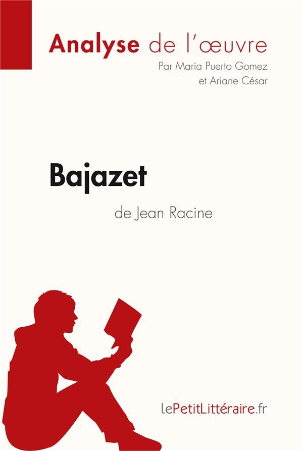 Bajazet, de Jean Racine
